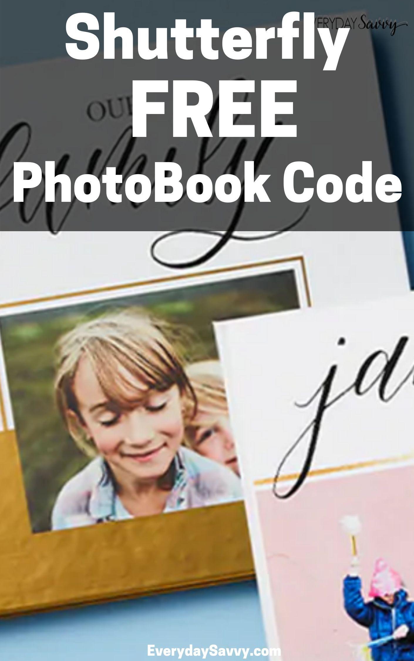 Shutterfly Free Book Code Shutterfly Photo Book Free Shutterfly Book Shutterfly Books