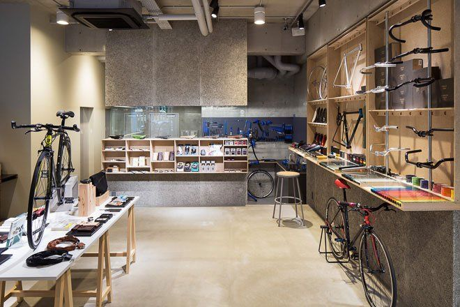 A Look Inside The Ratio C Concept Store In Tokyo Retail Store Interior Design Inexpensive Furniture Minimalism