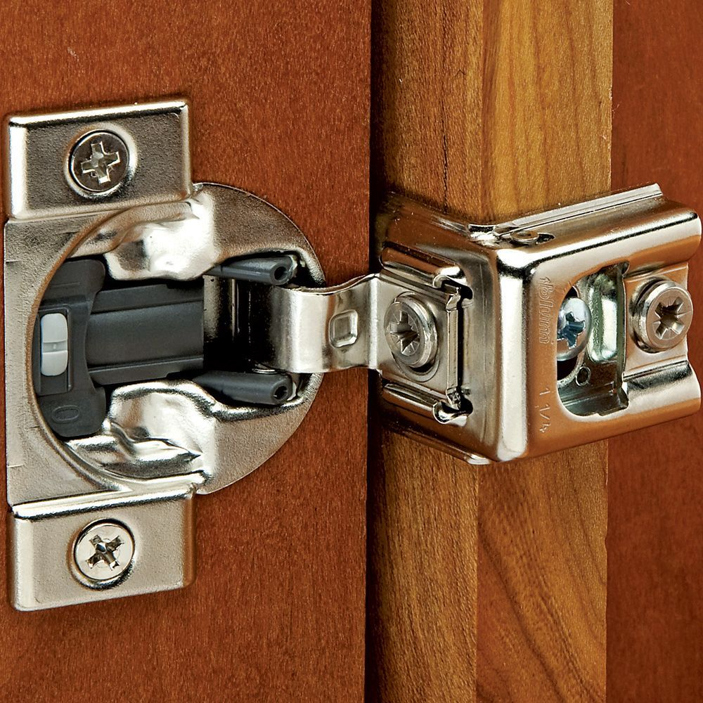 Blum® Compact Soft-Close BLUMotion Overlay Hinges for Face
