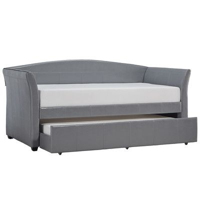 Lark Manor Sancerre Daybed with Trundle  Reviews Wayfair Queen - Daybed Images