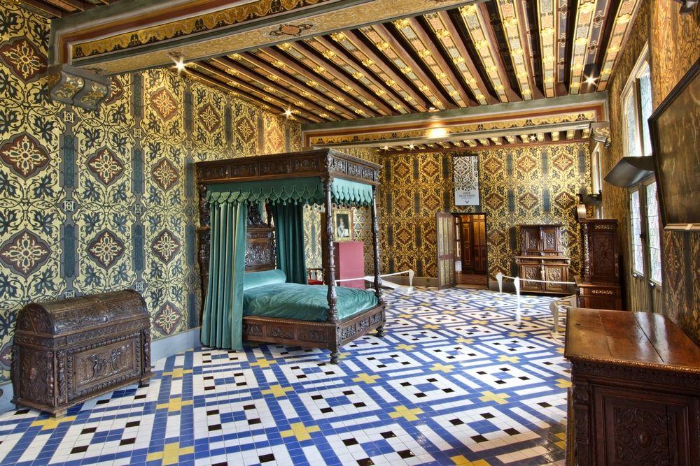 Chambre de la reine chateau royal de blois gal 2 room pinterest castles and france - Chambre de commerce de blois ...