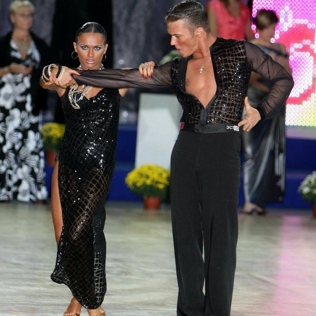 Vestidos Baile Salon Andrey Zaitsev And Anna Kuzminskaya It Was A Great Time