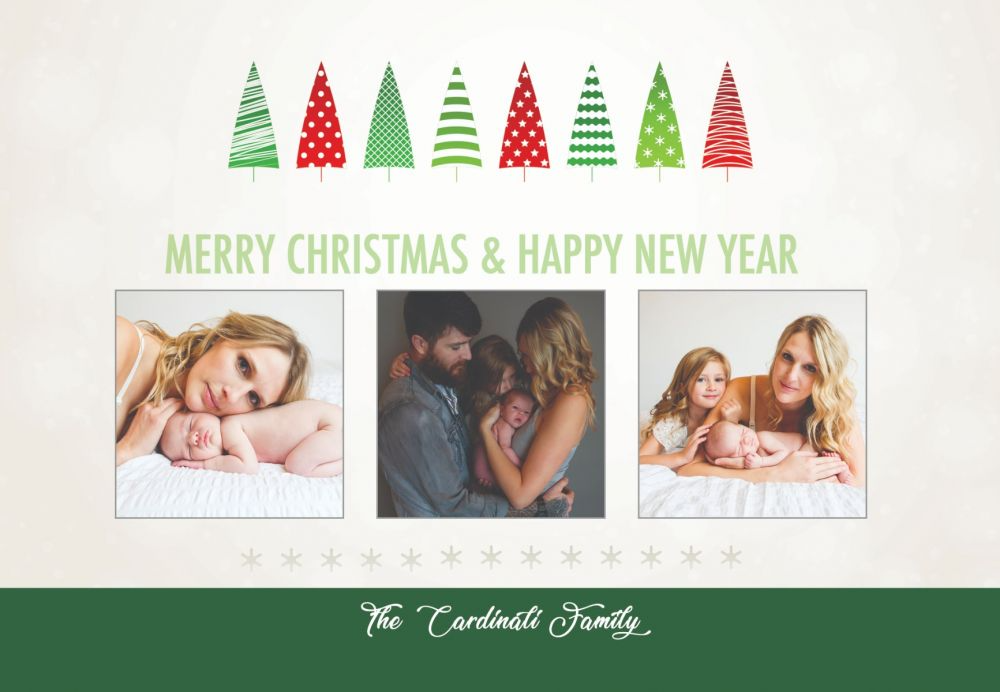 4x6 Christmas Card Photoshop Template For Photographers Christmas Card Photoshop Christmas Cards Greeting Card Template