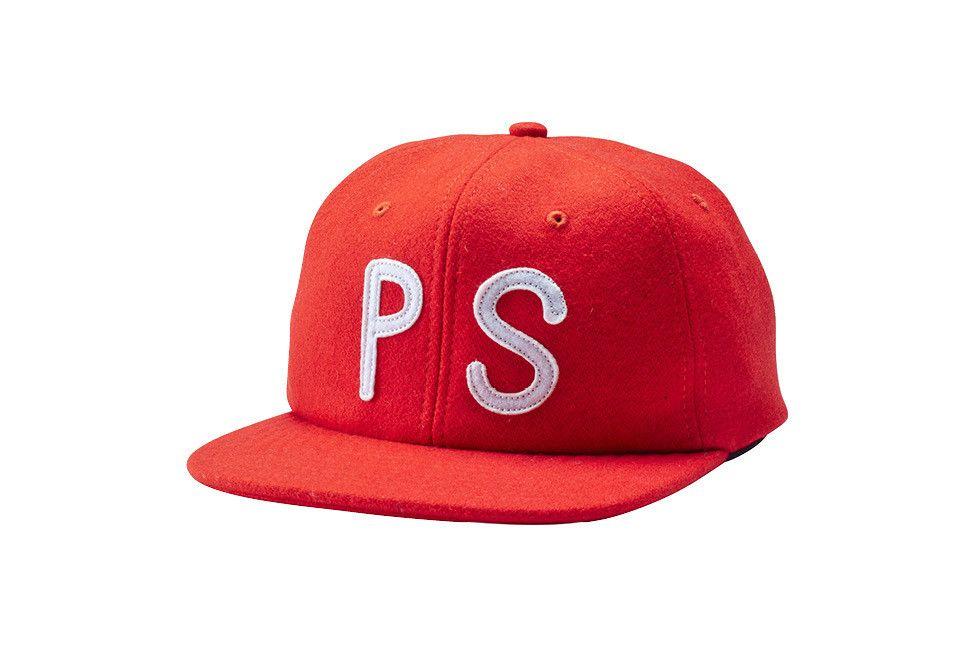 ba8e5a8941e PS Wool Hat - Red  poler  polerstuff  campvibes