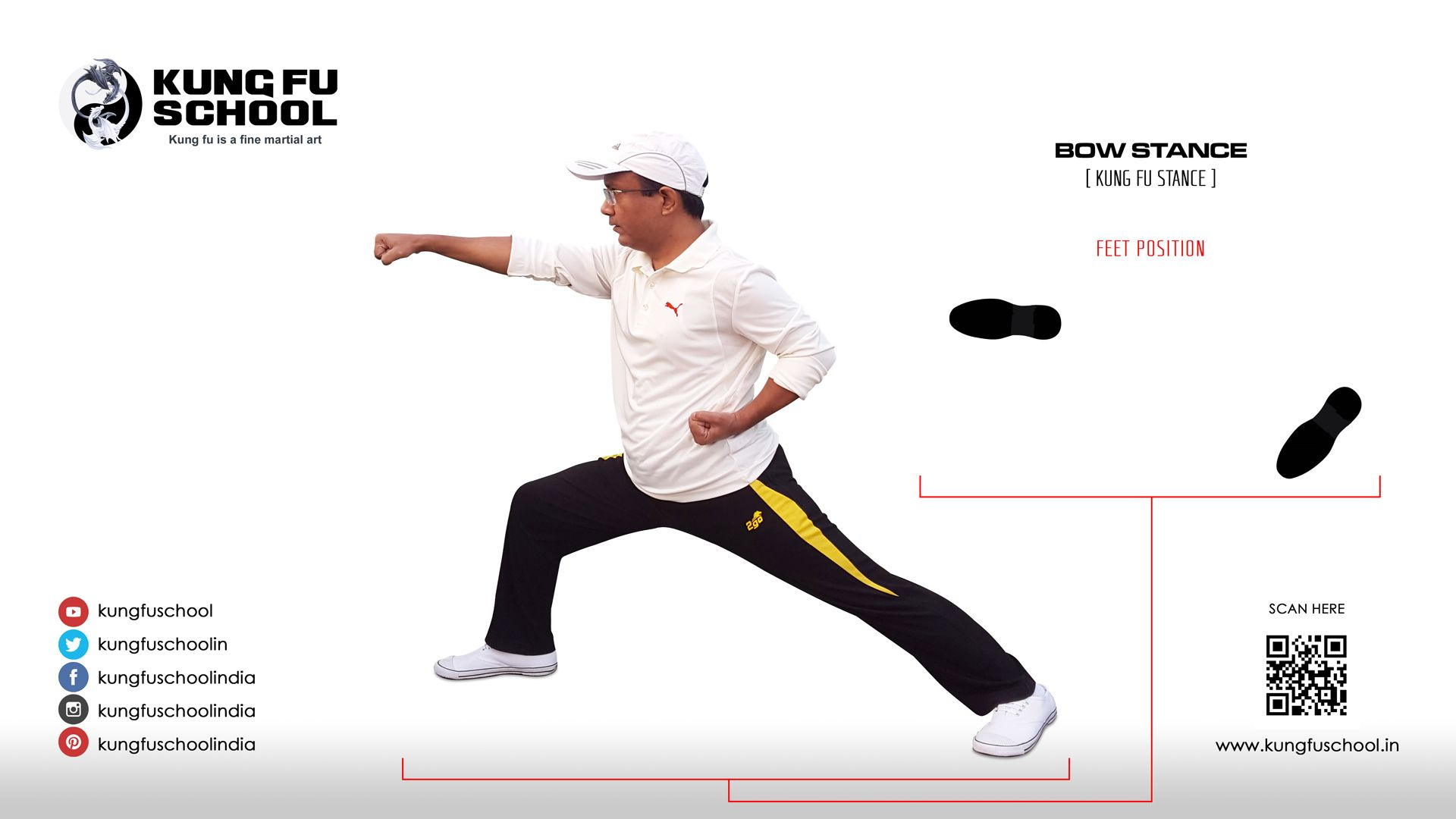 Bow stance kung fu basic stance stance kung fu