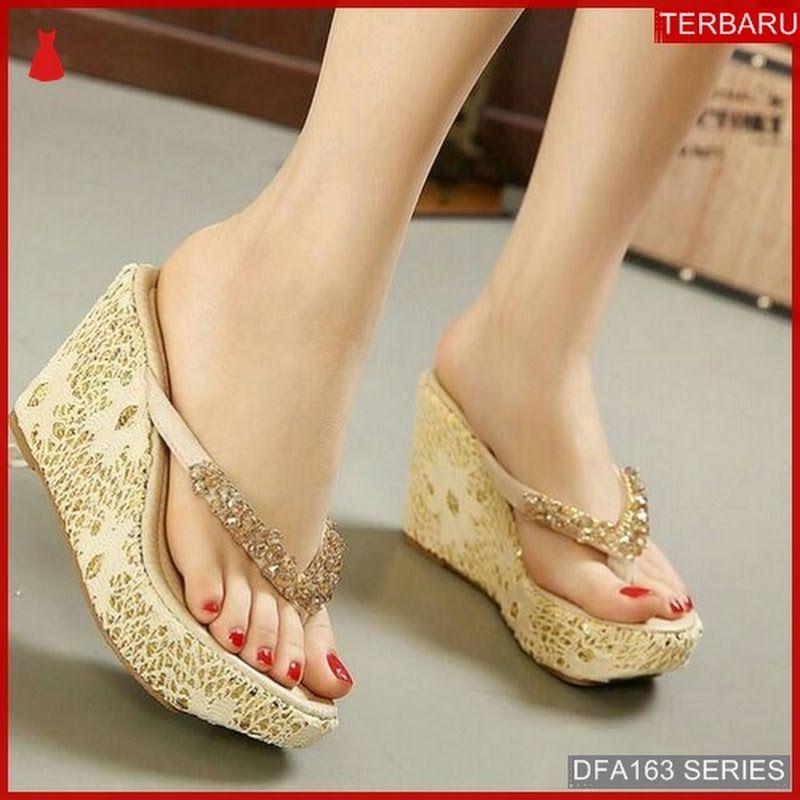 Dfa163g38 G20 Sandal Wedges Adibah Wanita 4247 Dewasa Bmgshop Sintesis Adibah Sepatu Tumit Tinggi Sandal Hak Tinggi Dan Sandal