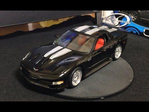 Chevrolet Corvette Z06 Specter Werkes 1:18