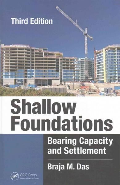 Shallow Foundations: Bearing Capacity and Settlement | Products