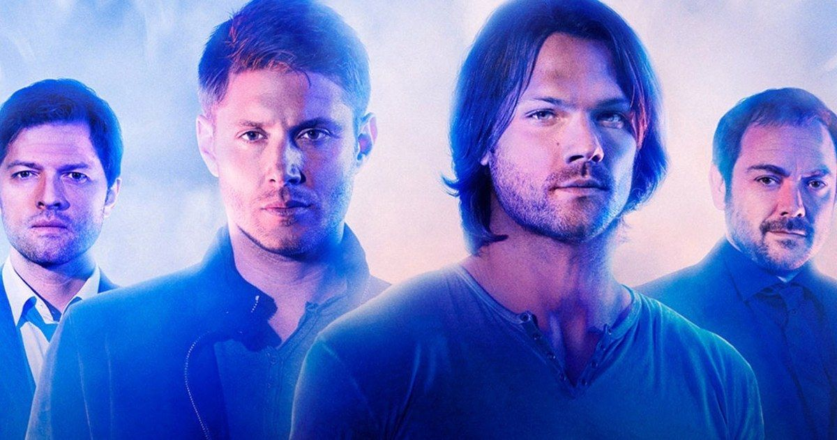 'Supernatural' Season 11 Will Invade the World of Pro Wrestling -- Jared Padalecki and Jensen Ackles' Sam and Dean Winchester will investigate a pro wrestling tour engulfed in mayhem in 'Supernatural'. -- http://movieweb.com/supernatural-season-11-episode-professional-wrestling/