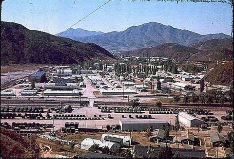 Camp Casey Dongducheon South Korea Military Bases I Have Lived - Us army bases in korea map