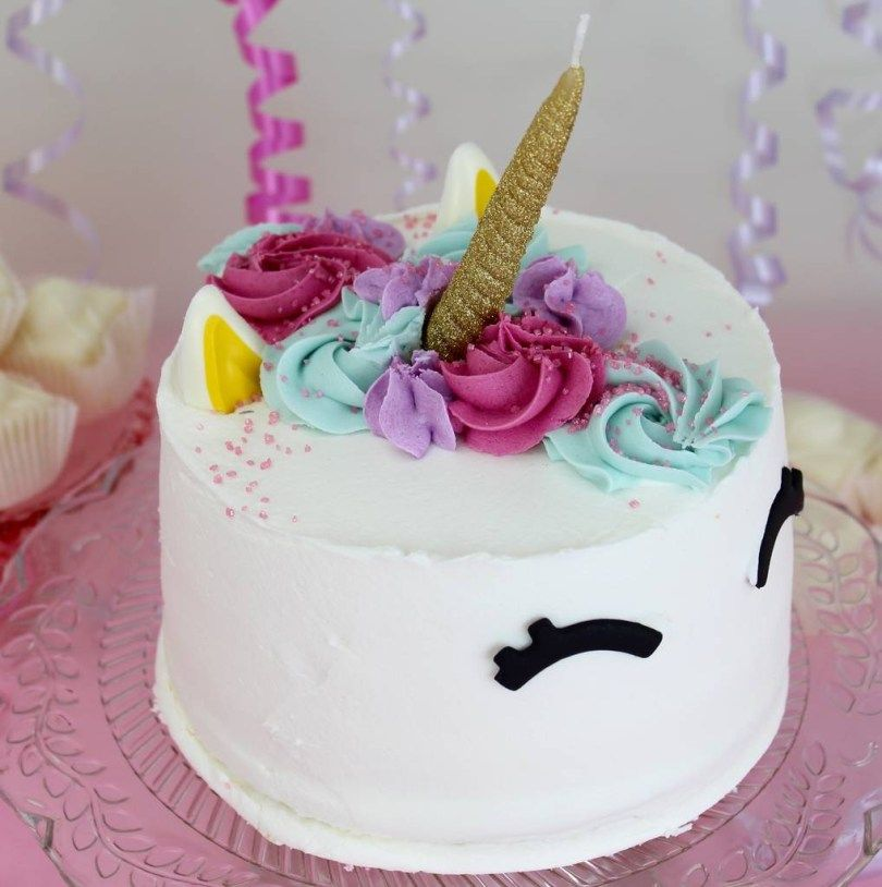 27 Pretty Photo Of Unicorn Birthday Cake