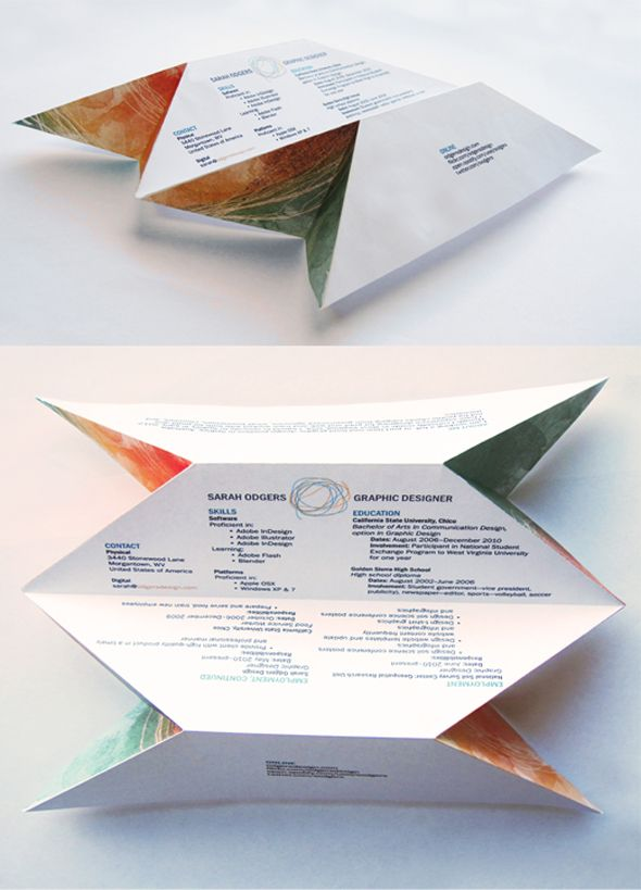 14 more of the coolest resumes ever