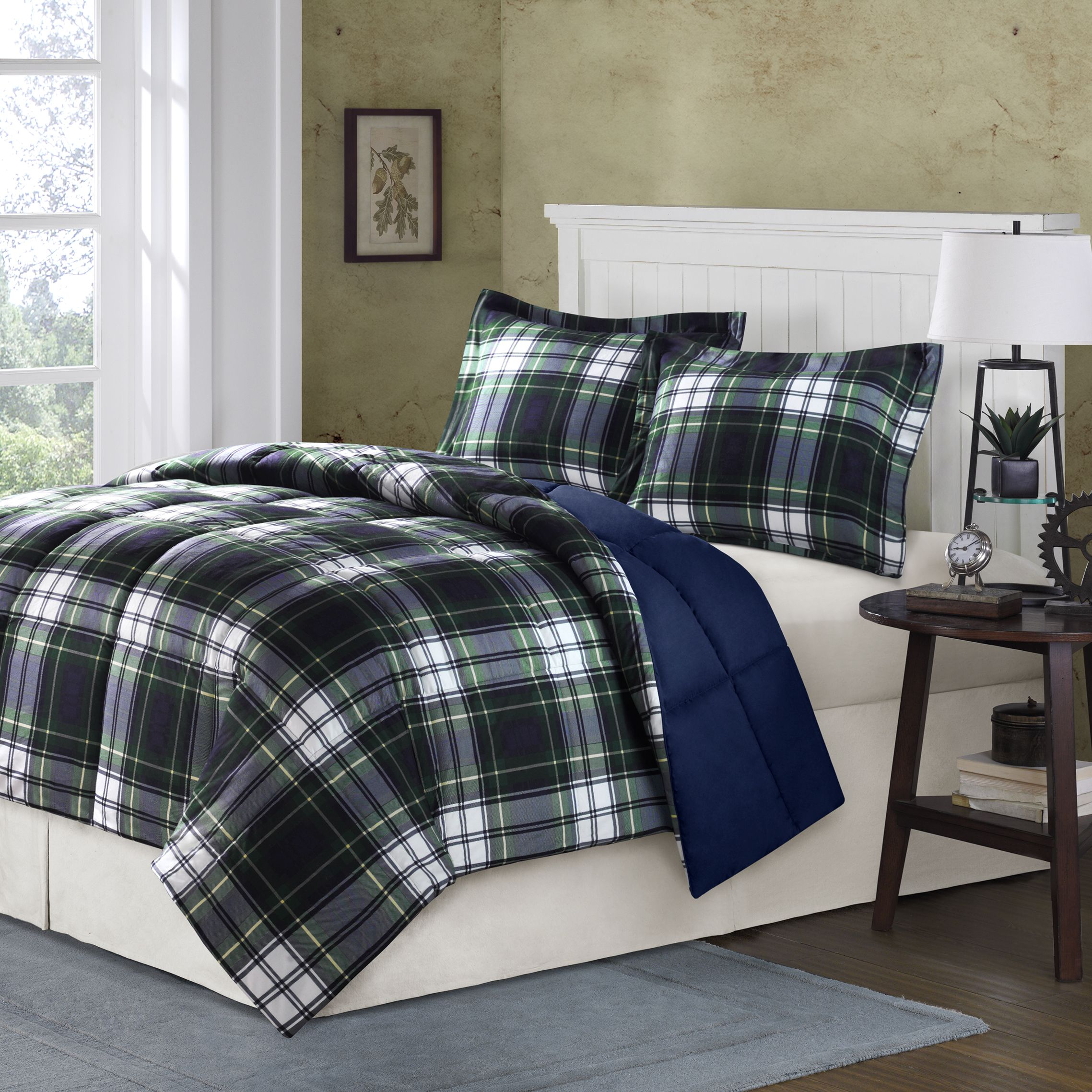 nursery green also and king decoration plus blue of set size light full comforter plaid twin