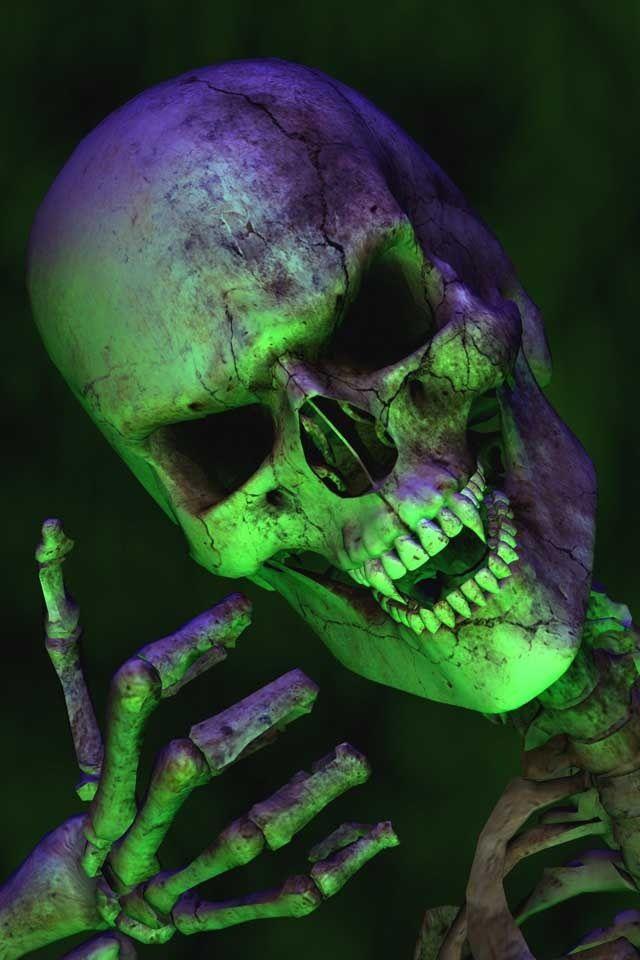 vampire skeleton giving thumb up signal halloween