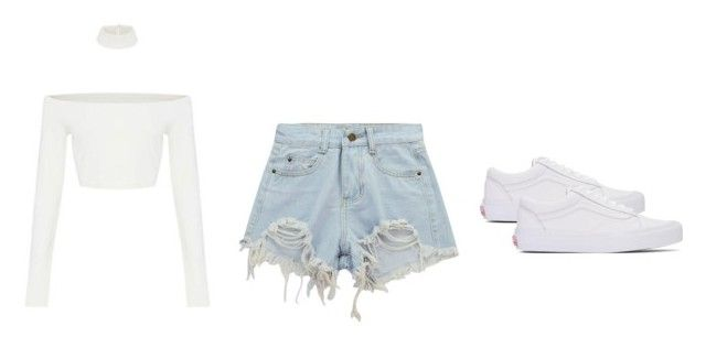 """""""Untitled #112"""" by sophraddd on Polyvore featuring Chicnova Fashion and Vans"""