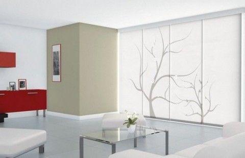 Paneles japoneses para tu hogar lofts window and living - Estores screen ikea ...