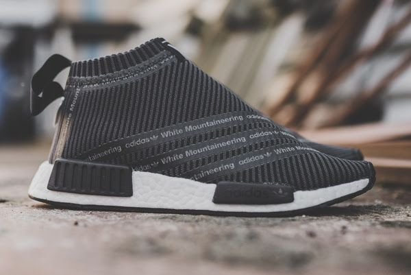 a985f8ab6 White Mountaineering x Adidas NMD City Sock GTX