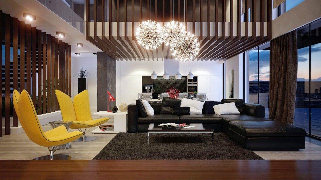 decorate modern living room. modern living room interior design ideas 2017  Living rooms