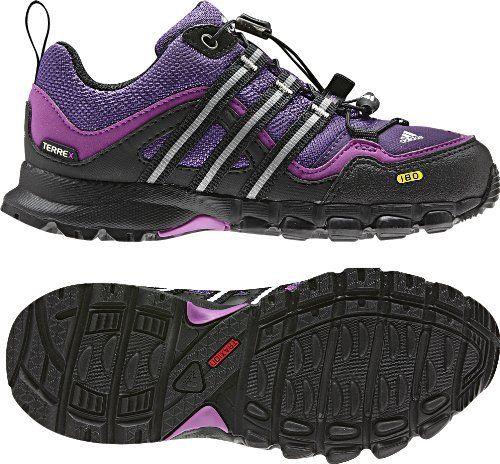 adidas Outdoor Terrex Kids Hiking Shoe
