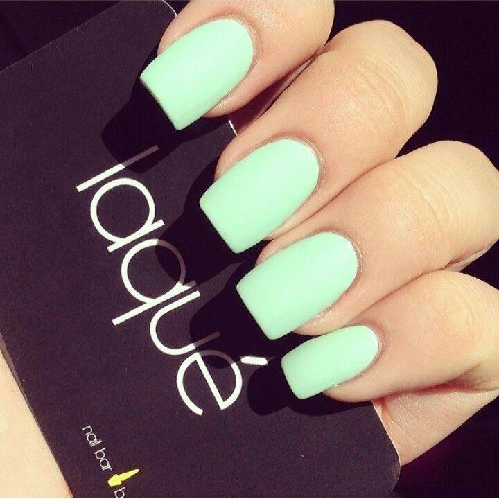 I absolutely LOVE this colour! ♡ | Uñas | Pinterest | Diseños de ...