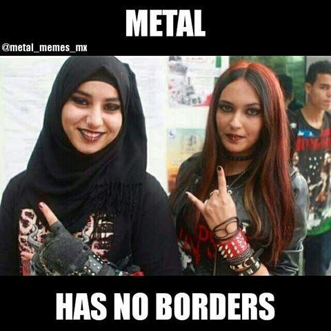 Metal chicks strip opinion