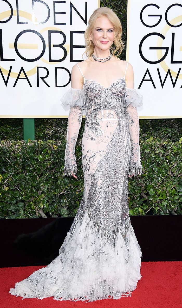 Golden Globes 2017: The Best Red Carpet Looks via @WhoWhatWearUK