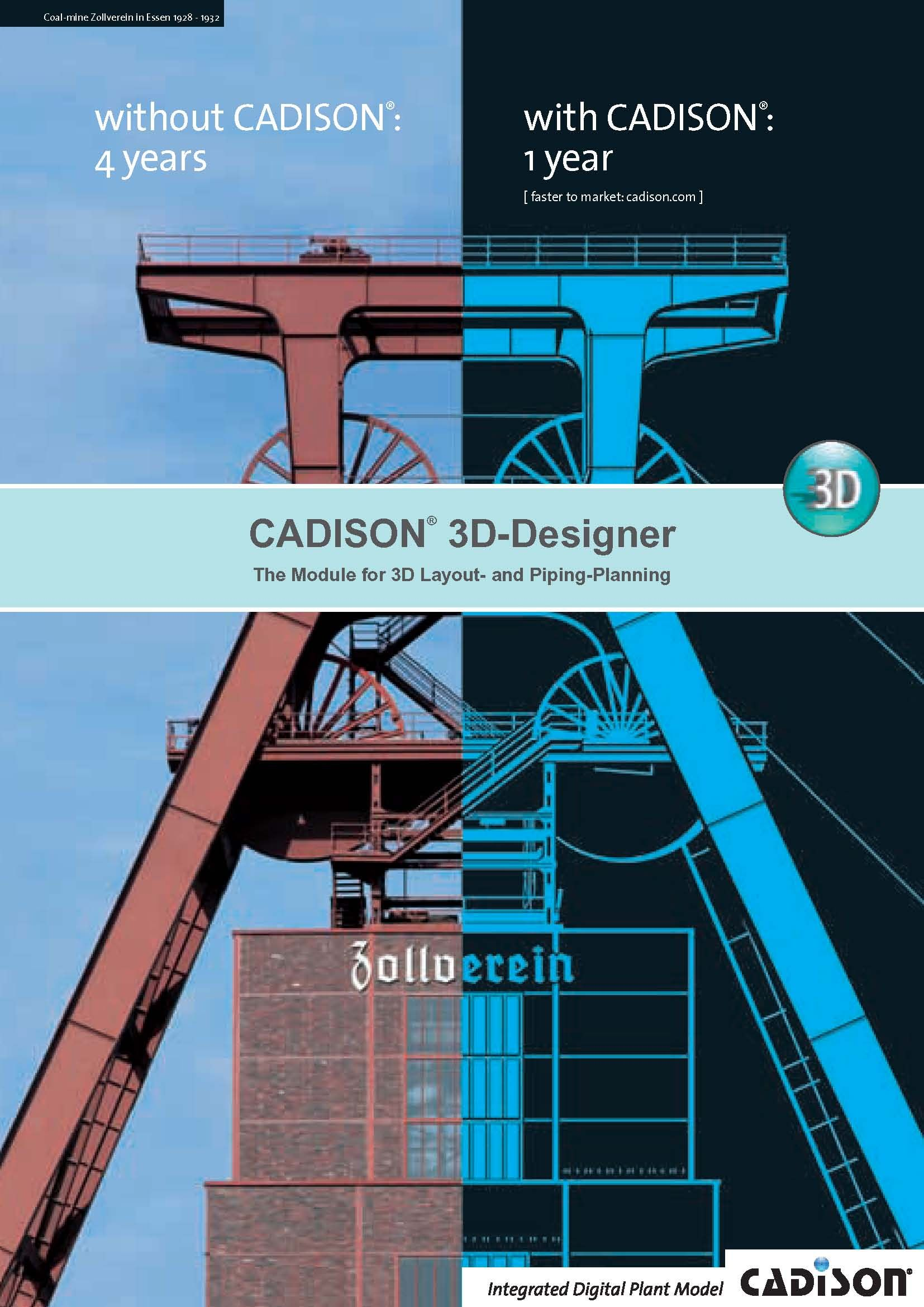 The Module For 3d Layout And Piping Planning Engineering Pictures