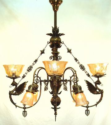 Victorian Era Light Fixtures Reproductions Restorations