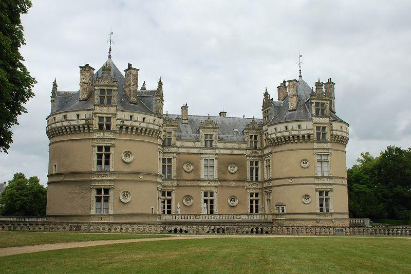 Le Lude castle Castle, Loire castles, Beautiful castles
