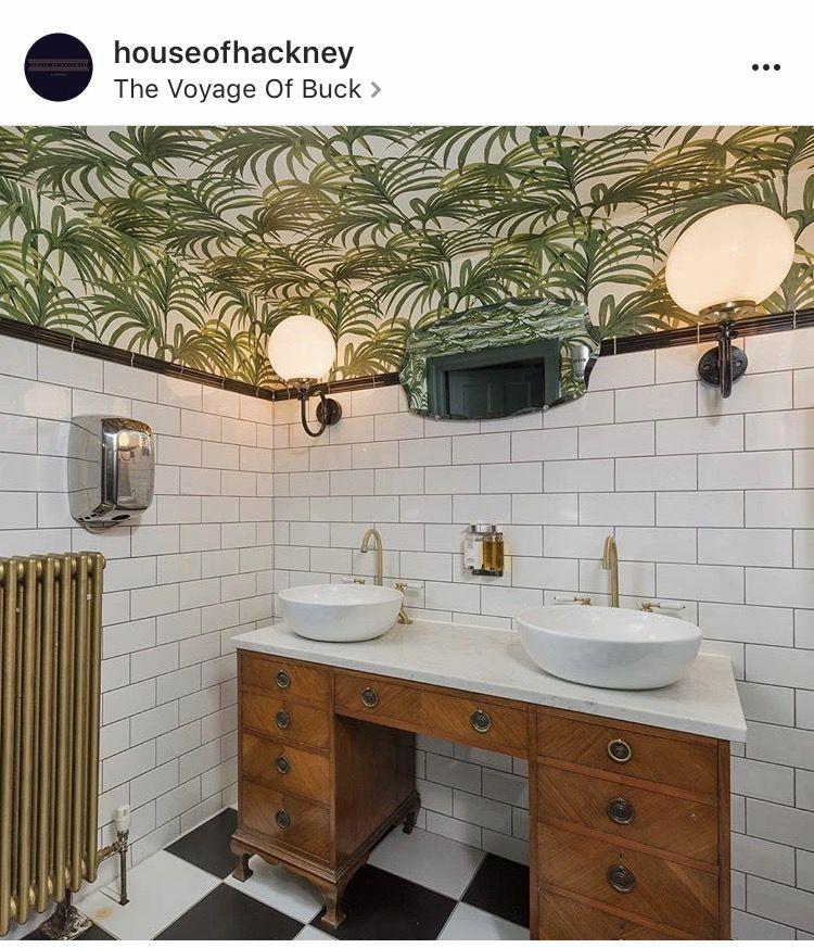 Pin von Jessica Firestone auf Bathrooms (mit Bildern