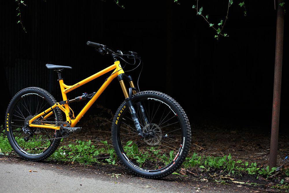 Production Privee Shan No5 Review Bike Reviews Bike Bike Trails