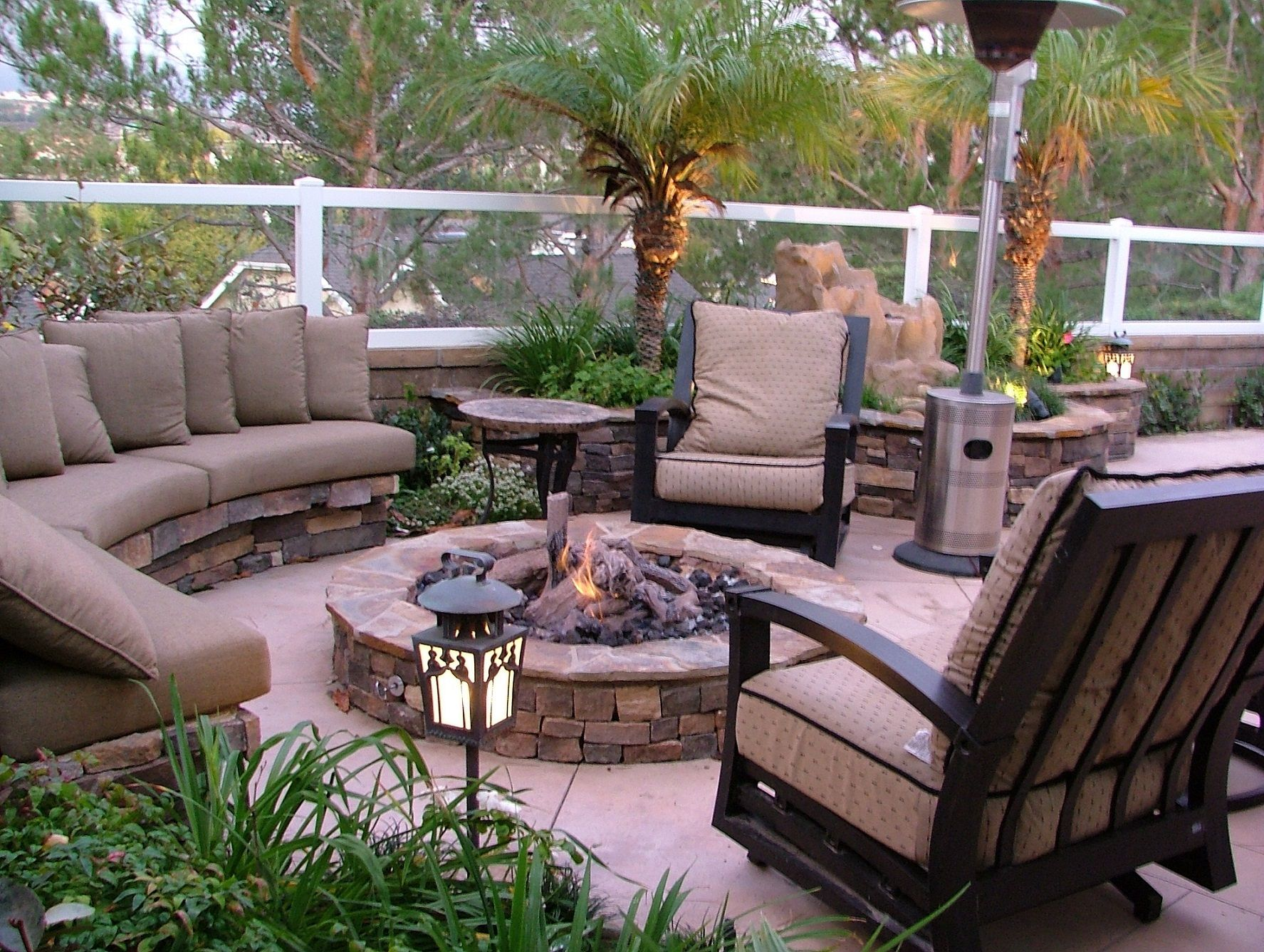Patio ideas on a budget - Garden Design Ideas Budget Small Garden Ideas On A Budget Small