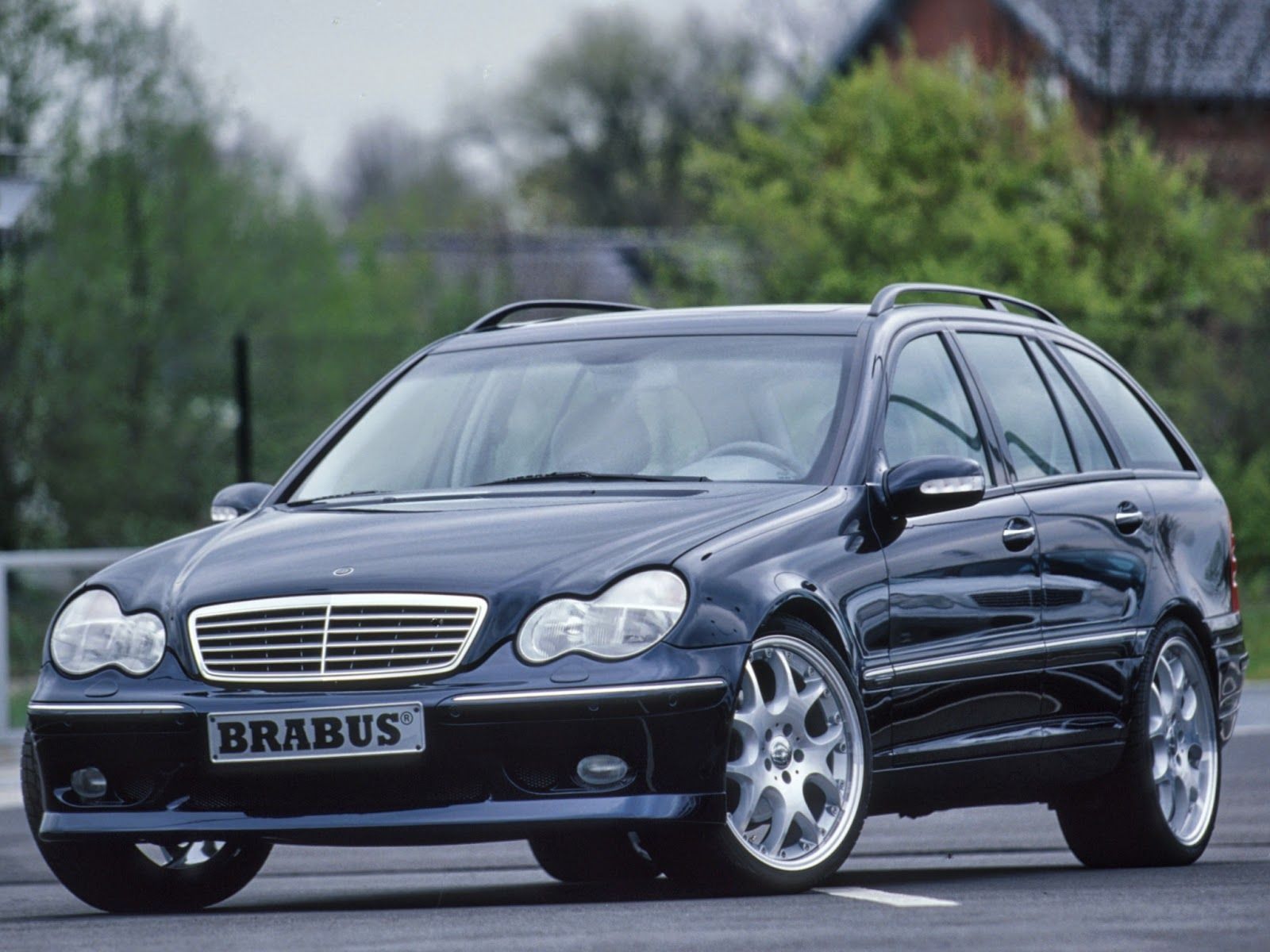 Mercedes benz c320 s203 brabus mercedes benz benz and for Mercedes benz c320