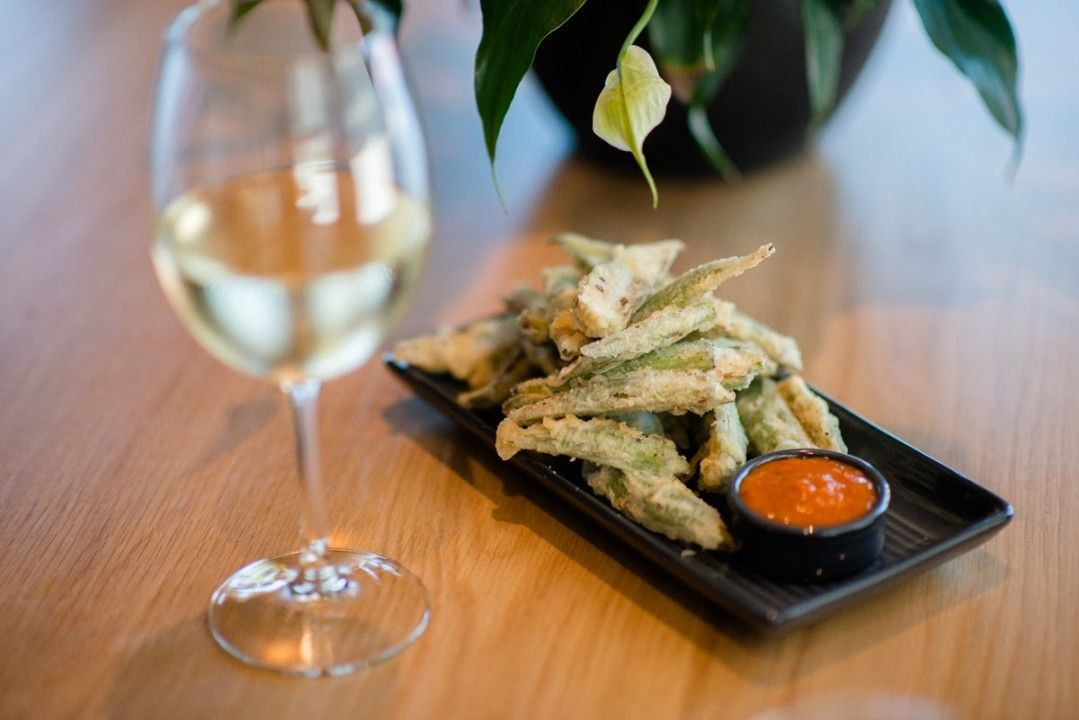 Lunch review east of norman indaily wine recipes