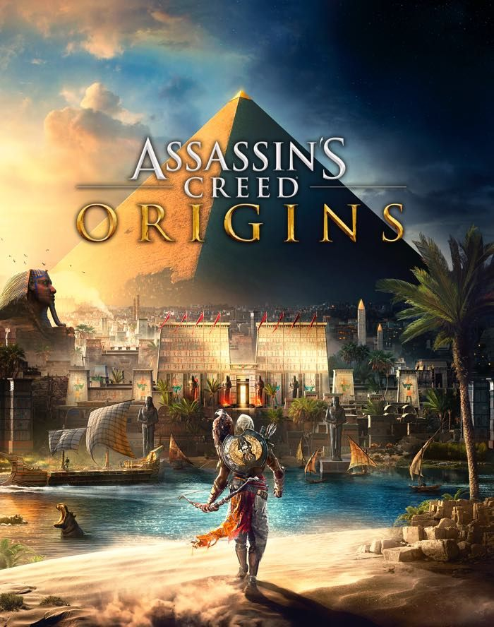 Hands On Impressions Of Assassin S Creed Origins Running On An