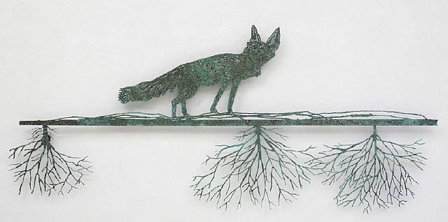 NINA MEAHAN- fine art blog.: KIKI SMITH.