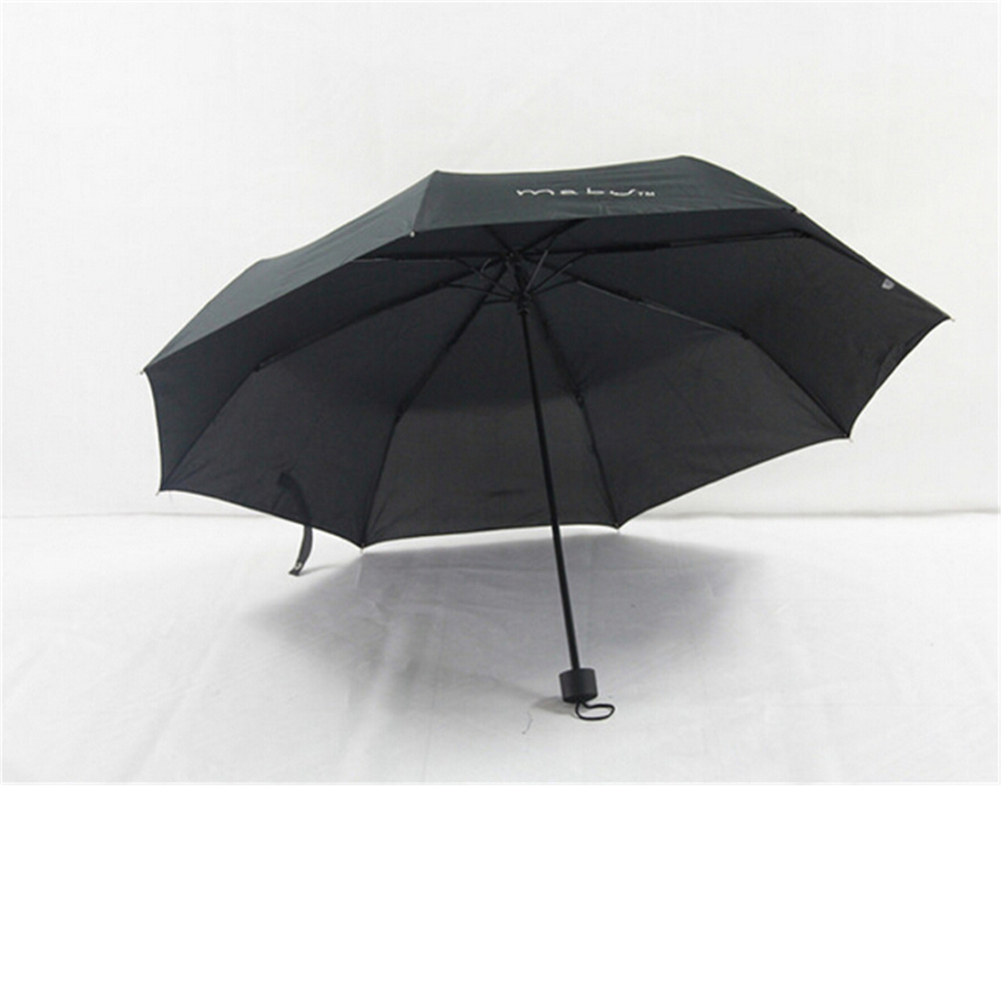 15.99$  Buy now - http://vilhw.justgood.pw/vig/item.php?t=7edhja5227 - Folding Umbrella Compact Light weight Anti-UV Rain Sun Umbrella Black