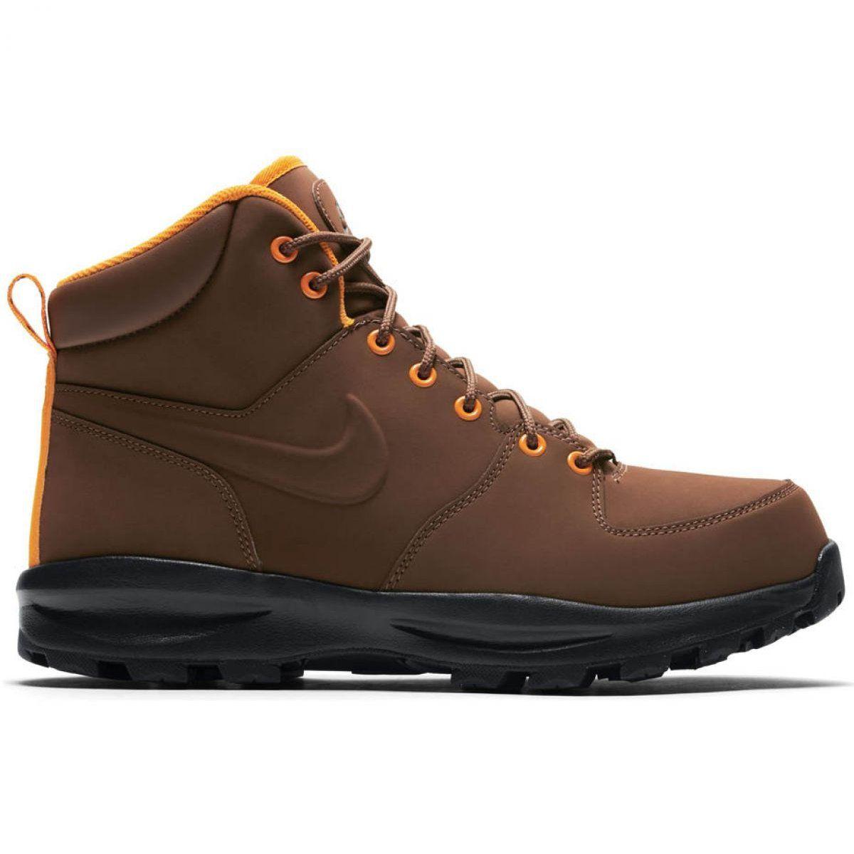 Buty Nike Manoa Leather M 454350 203 Brazowe Shoes Nike Adidas Trending Shoes Nike Shoes