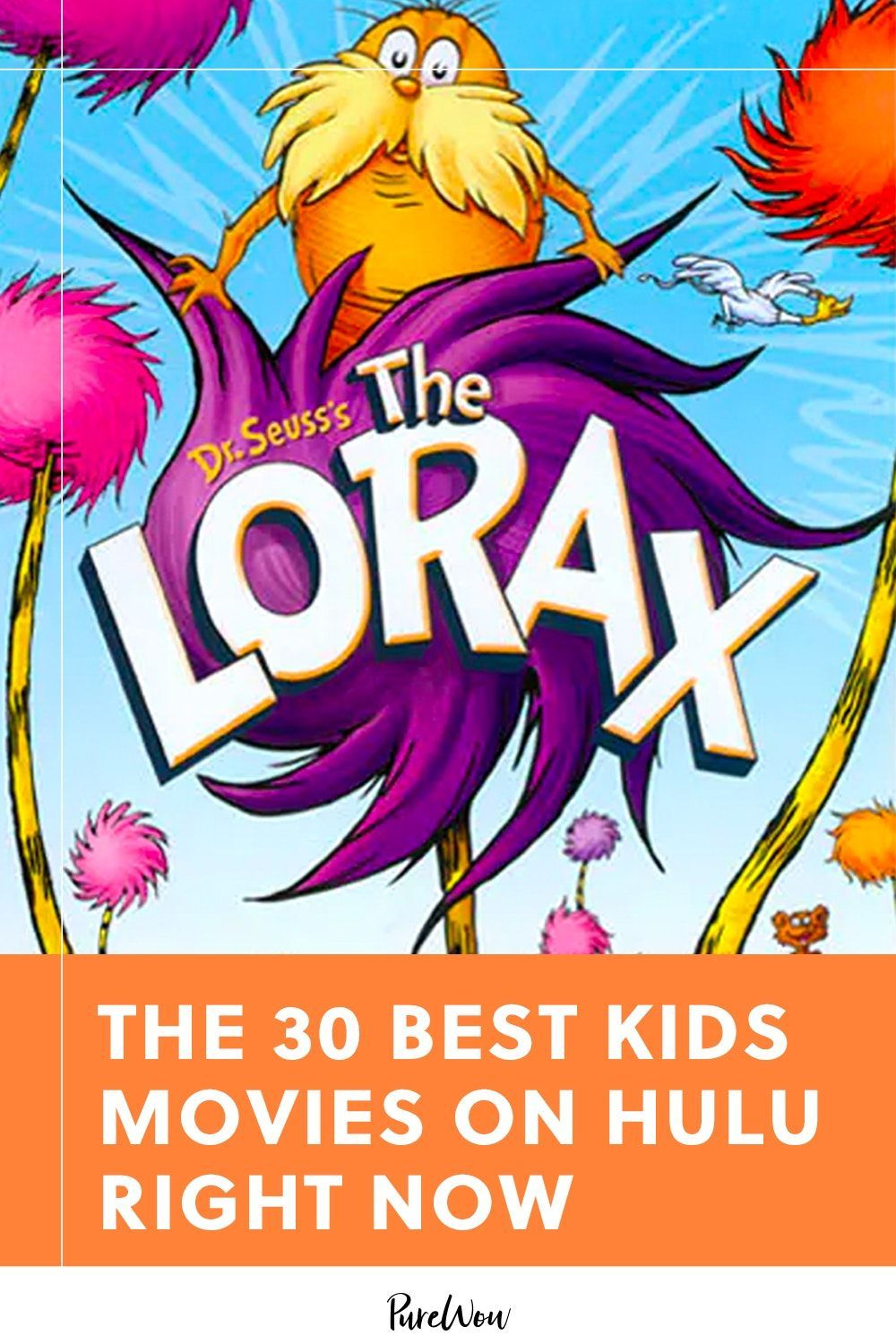 The 30 Best Kids Movies On Hulu Right Now Best Kid Movies Kids Movies Movie Covers