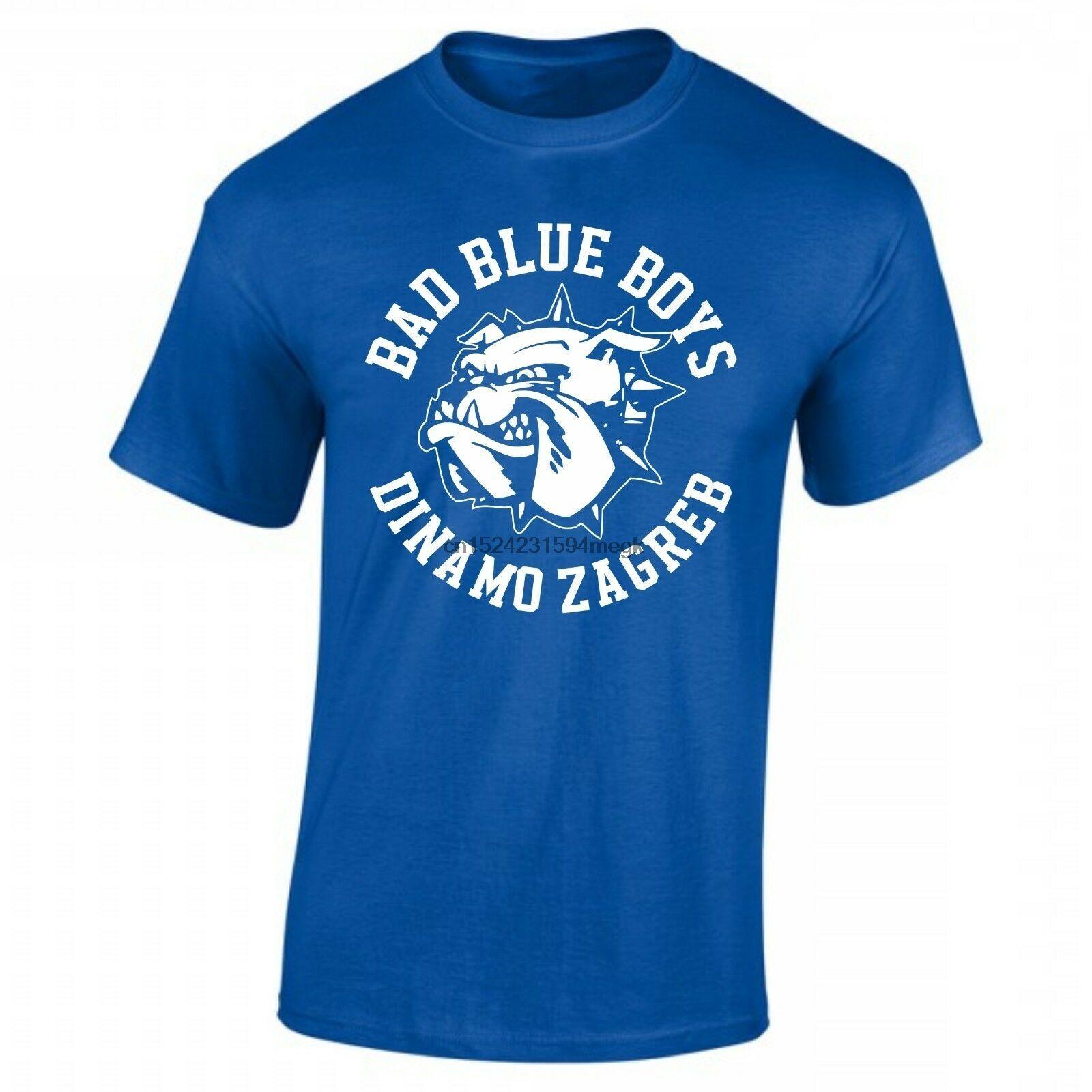 Dinamo Zagreb Bad Blue Ultras Croatia O Neck Tee O Neck T Shirts Customized In 2020 Boys T Shirts Shirts T Shirt
