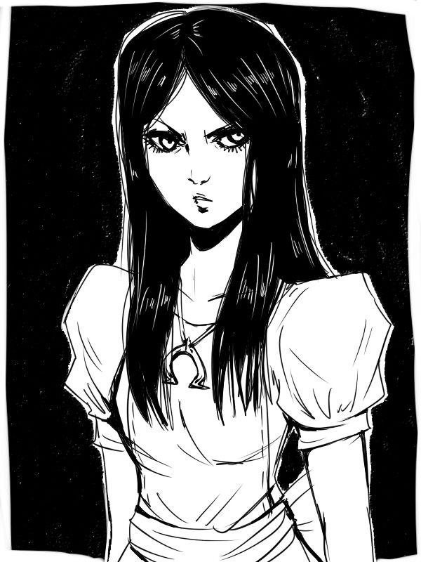 Alice Madness Returns Desenhos Desenhos Aleatorios Alice No