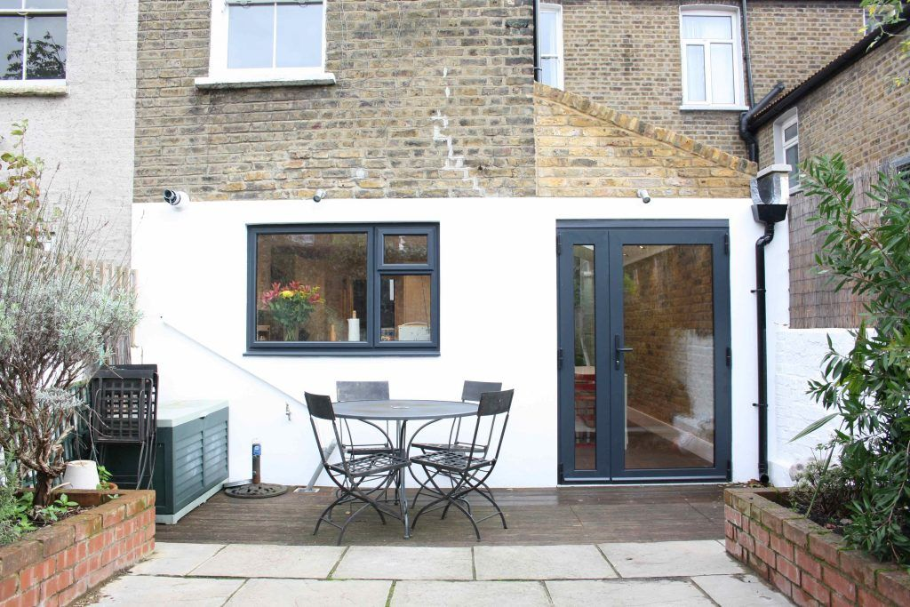 A Simple Side Return Extension By Simply Extend To A Property In Finsbury Park North London Cr Kitchen Extension Side Return Side Return Extension Side Return