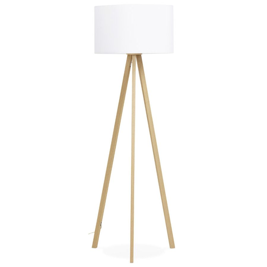 Mikado Living Trivet 159cm Tripod Floor Lamp Wayfair Co Uk White Floor Lamp Tripod Floor Lamps Mikado Living