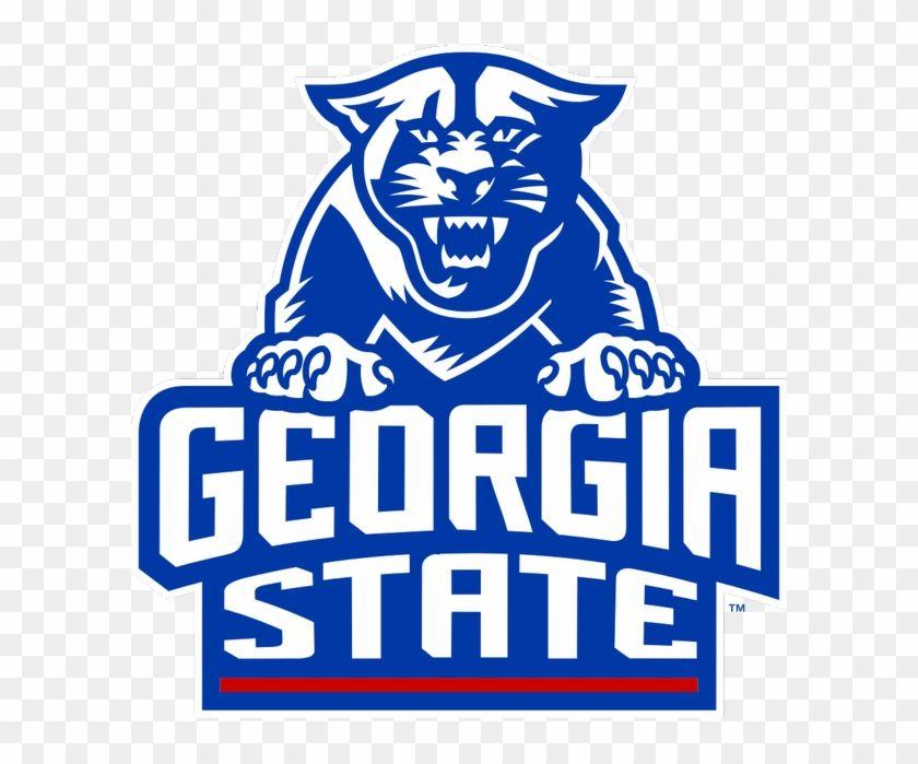 Find Hd Make Great Savings On Georgia State Panthers Gear Georgia State University Football Logo Hd Png Georgia State University Georgia State Football Logo