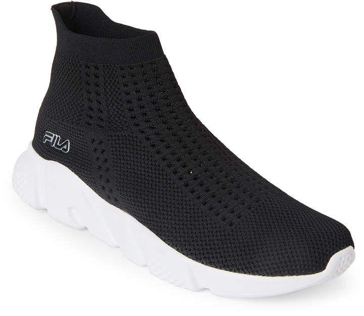fila knit sneakers Shop Clothing