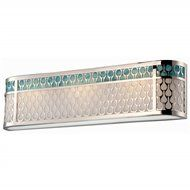 Raindrop Contemporary / Modern LED Bathroom / Vanity Light - NUV-62-144 $499.99 at arcadianhome.com