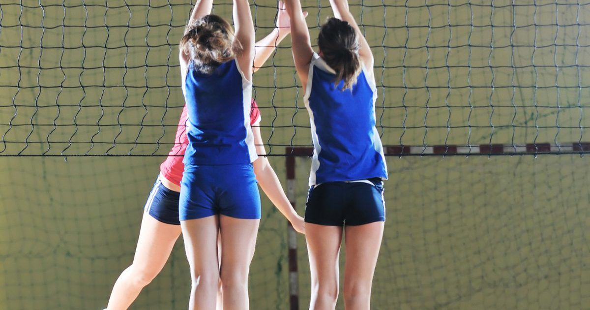 How To Improve As An Outside Hitter In Volleyball Vertical Jump Workout Volleyball Vertical Jump Training