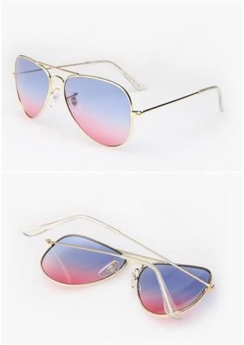 ddbac5a883 Blue-rose-pilot-summer-fashion-aviator-shades-woman-unisex-girl-sunglasses