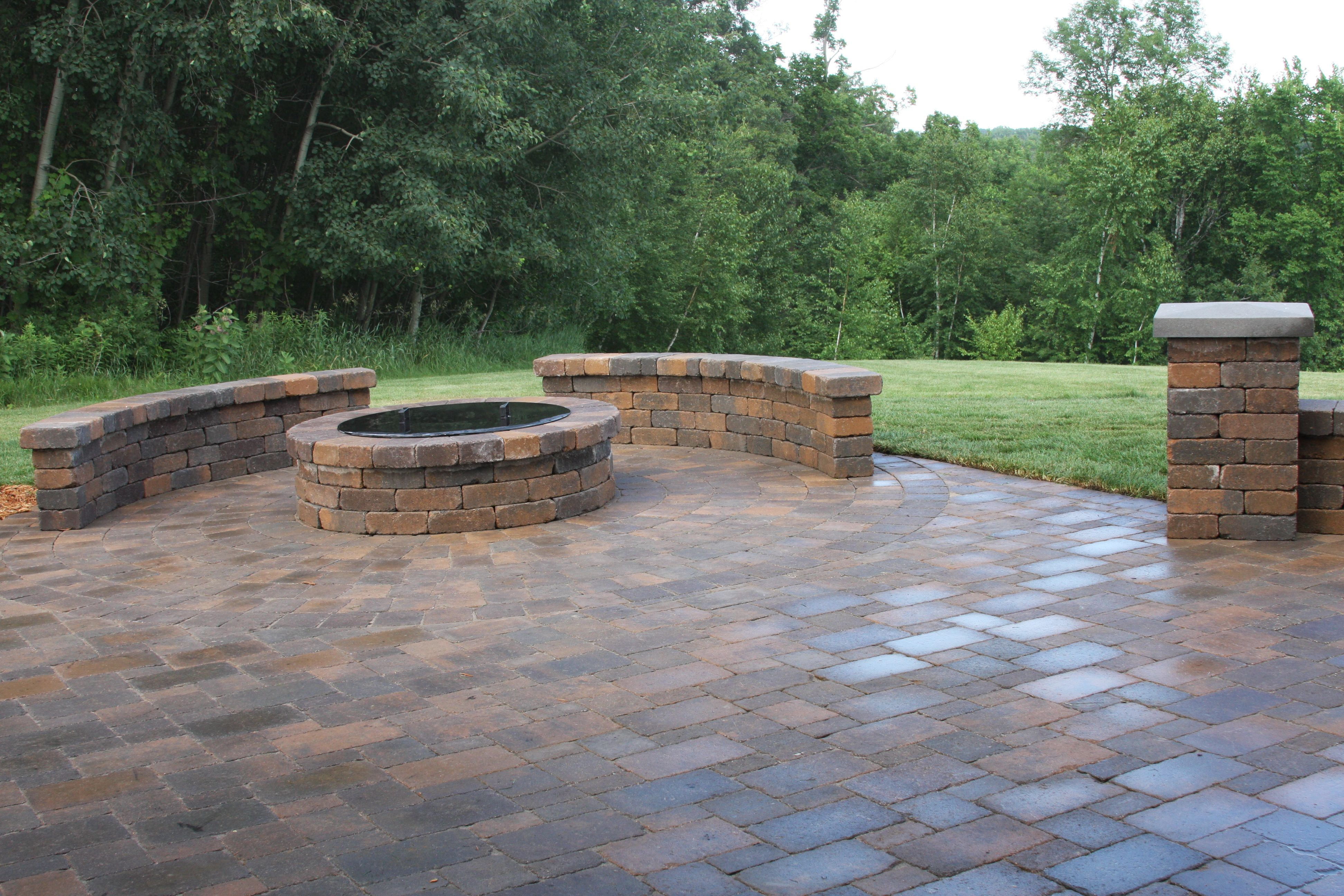 Landscaping With Pavers Google Search Landscaping Ideas