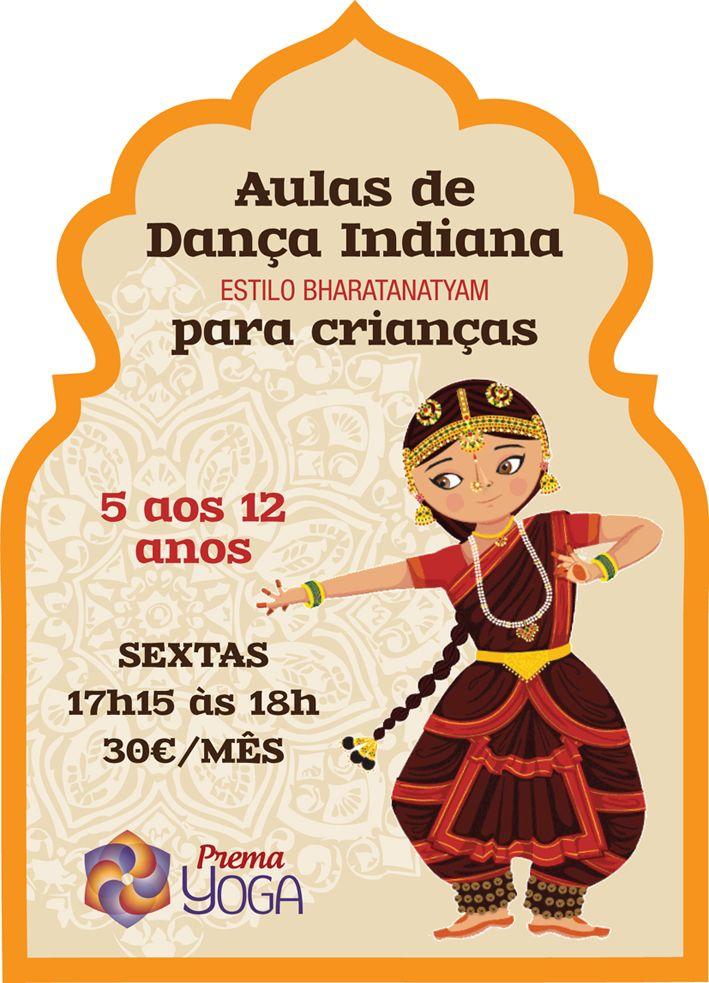 Dança Indiana para crianças